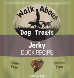 WALK ABOUT DUCK DOG JERKY 5.5OZ