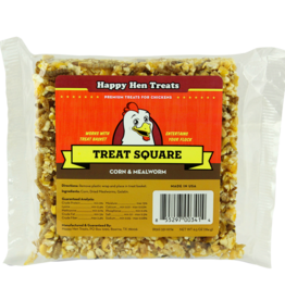 HAPPY HEN TREAT SQUARE CORN & MEALWORMS