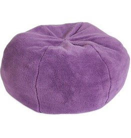 DOSKOCIL MANUFACTURING CO JACKSON GALAXY COMFY DUMPLING PET BED ORCHID 21IN