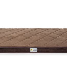 BE ONE BREED DIAMOND BED BROWN MEDIUM