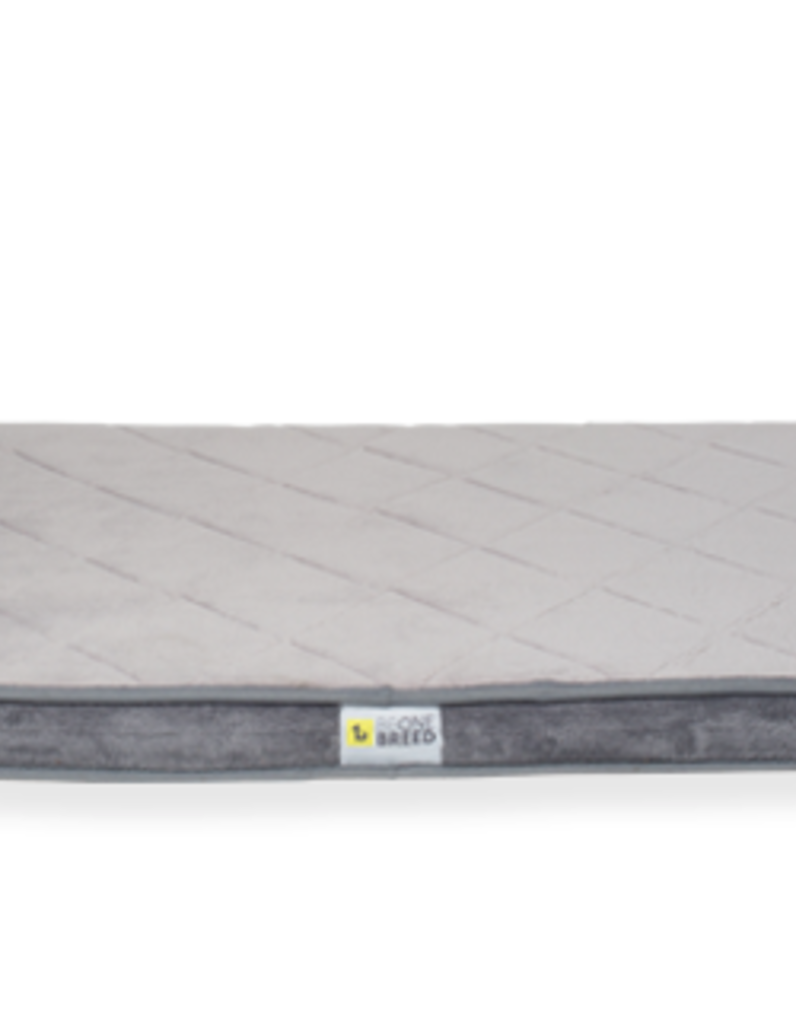 BE ONE BREED DIAMOND BED GRAY SMALL