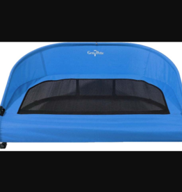 DOSKOCIL MFG CO INC GEN7PETS COOL-AIR COT TRAILBLAZER BLUE LARGE