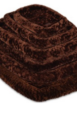 """PRECISION PET PRODUCTS CRATE BED 3000 CHOCOLATE 31"""" X 21"""""""