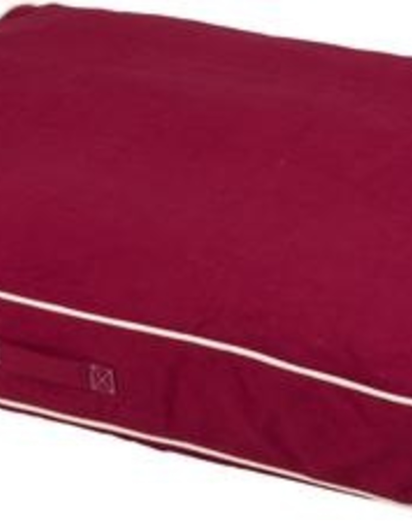 DOG GONE SMART BED CO. DGS CANVAS RECTANGLE BED BERRY 36X48