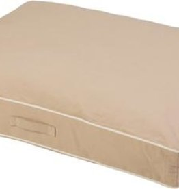DOG GONE SMART BED CO. DGS CANVAS RECTANGLE BED SAND 30X40