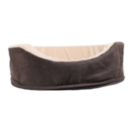 DOSKOCIL MANUFACTURING CO PLUSH SUEDE LOUNGER BED 36IN