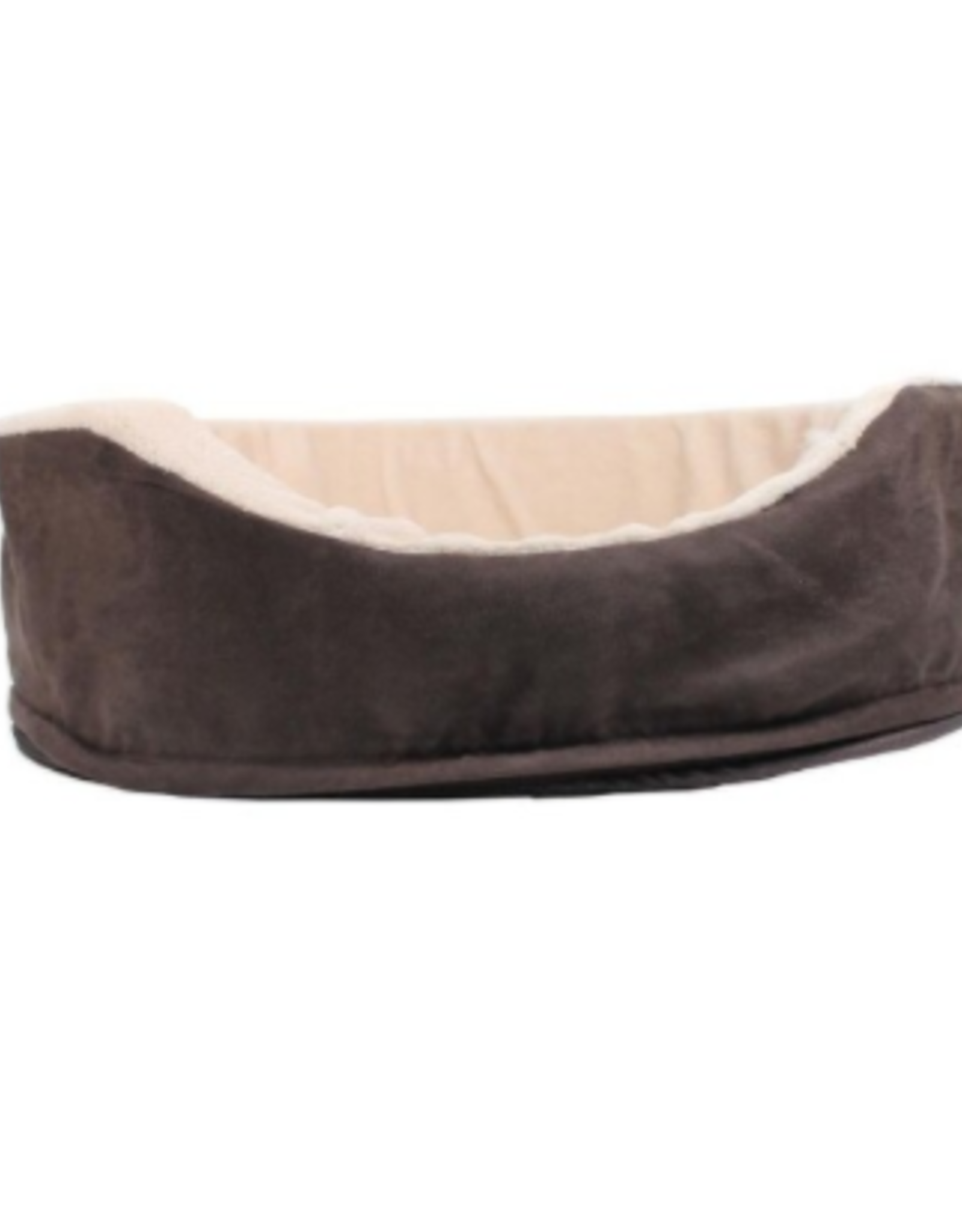 DOSKOCIL MANUFACTURING CO PLUSH SUEDE LOUNGER BED 21IN