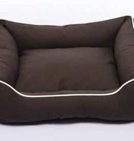 DOG GONE SMART BED CO. DGS LOUNGER BED BROWN 26x24