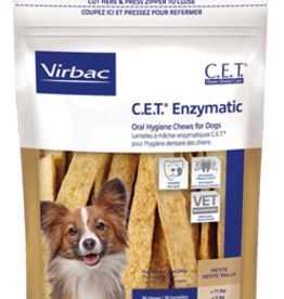 C.E.T. VIRBAC C.E.T.® ENZYMATIC CHEWS SMALL 30CT