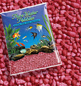 WORLD WIDE IMPORTS, ENT.INC PURE WATER PEBBLES CURRANT RED 5LBS