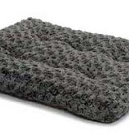 BED QUIET TIME OMBRE SWIRL 21X12 GREY