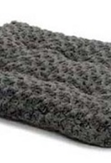 BED QUIET TIME OMBRE SWIRL 23X18 GREY