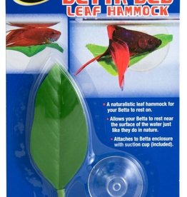 ZOO MED LABS INC ZOO MED BETTA LEAF HAMMOCK