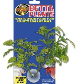 ZOO MED LABS INC ZOO MED BETTA PLANT WINDOW LEAF