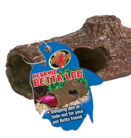 ZOO MED LABS INC ZOO MED BETTA CERAMIC LOG