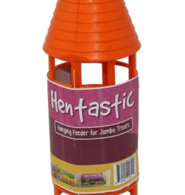 UNIPET USA LLC HENTASTIC HANGING JUMBO TREAT FEEDER