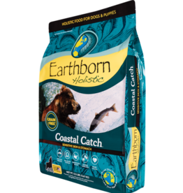 EARTHBORN EARTHBORN HOLISTIC DOG COASTAL CATCH 12.5LBS