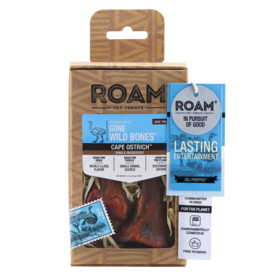 ROAM GONE WILD OSTRICH BONE 2PK