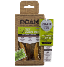 ROAM WARRIOR CROCODILE BONES