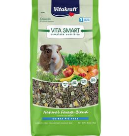 VITAKRAFT SUN SEED, INC. VITAKRAFT VITA SMART NATURAL FORAGE GUINEA PIG FOOD 8LBS