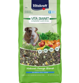 VITAKRAFT VITA SMART NATURAL FORAGE GUINEA PIG FOOD 8LBS