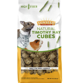 VITAKRAFT SUN SEED, INC. SUNSEED NATURAL TIMOTHY CUBES 16OZ