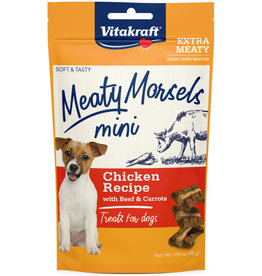 VITAKRAFT DOG MEATY MORSELS BEEF & CARROTS