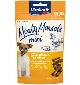 VITAKRAFT DOG MEATY MORSELS MINI CHICKEN & SWEET POTATO