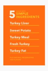 CHAMPION PET FOOD ACANA HIGH PROTEIN BISCUIT CRUNCHY TURKEY LIVER LARGE 9OZ
