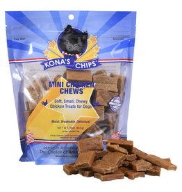 KONA'S CHIPS MINI CHICKEN CHEWS 4OZ
