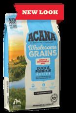 CHAMPION PET FOOD ACANA SINGLES DUCK & PUMPKIN WHOLESOME GRAINS 4LBS