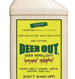DEER OUT 32OZ CONCENTRATE