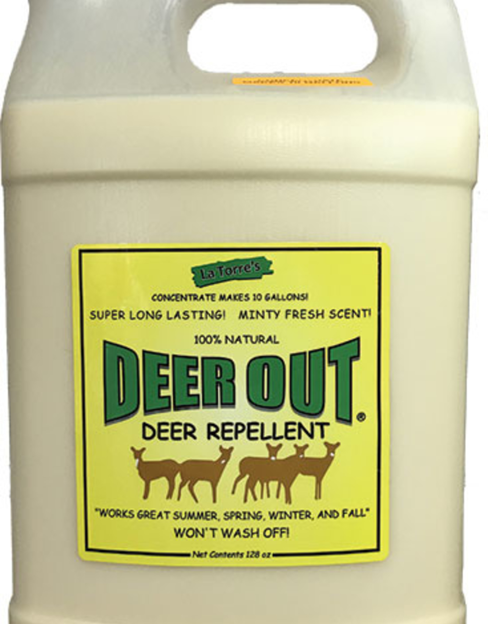 DEER OUT 1 GAL CONC.