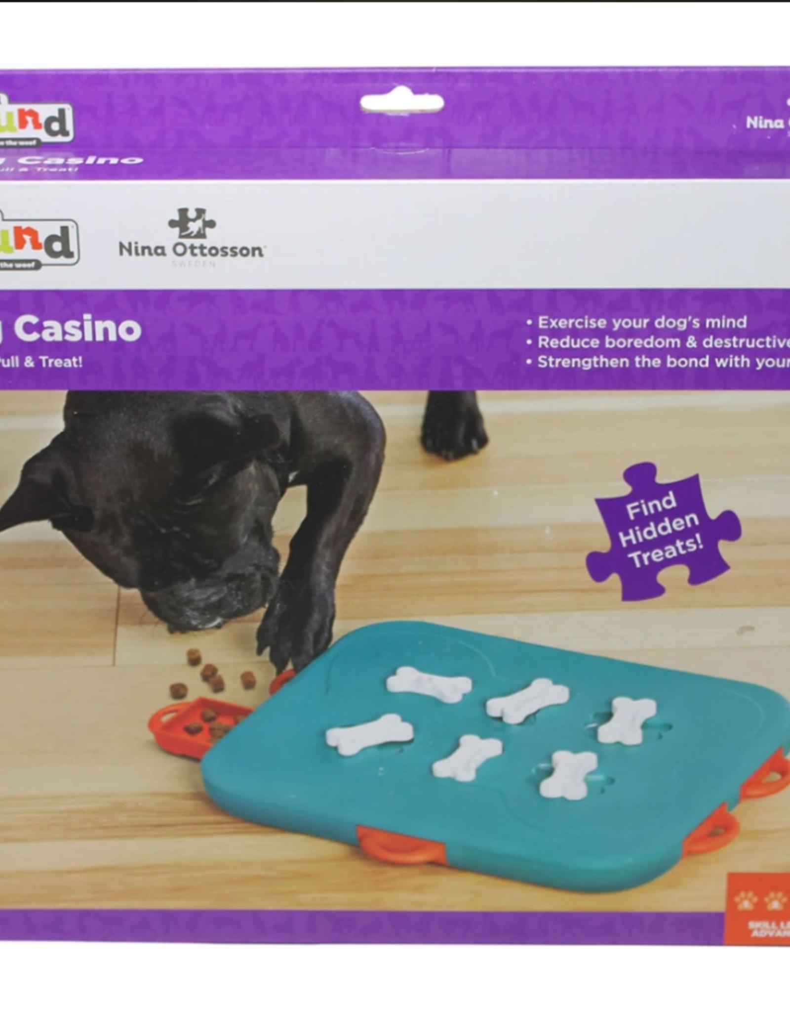 OUTWARD HOUND DOG PUZZLE CASINO