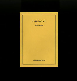 Primary Information Publication
