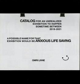 Livne Editions Catalog: Anxious Life Saving