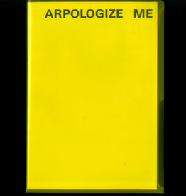 backbonebooks Arpologize Me