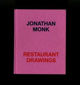 Karma Books Jonathan Monk: Restaurant Drawings