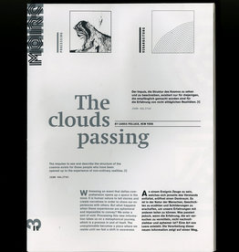 Sonnenzimmer m0ire Issue 3: Processing (The Clouds Passing)