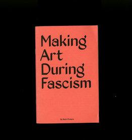 Co-Conspirator Press Making Art During Fascism