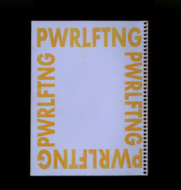 Endless Editions PWRLFTNG