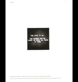 Prompt: Prints of Protest: Tony Cokes