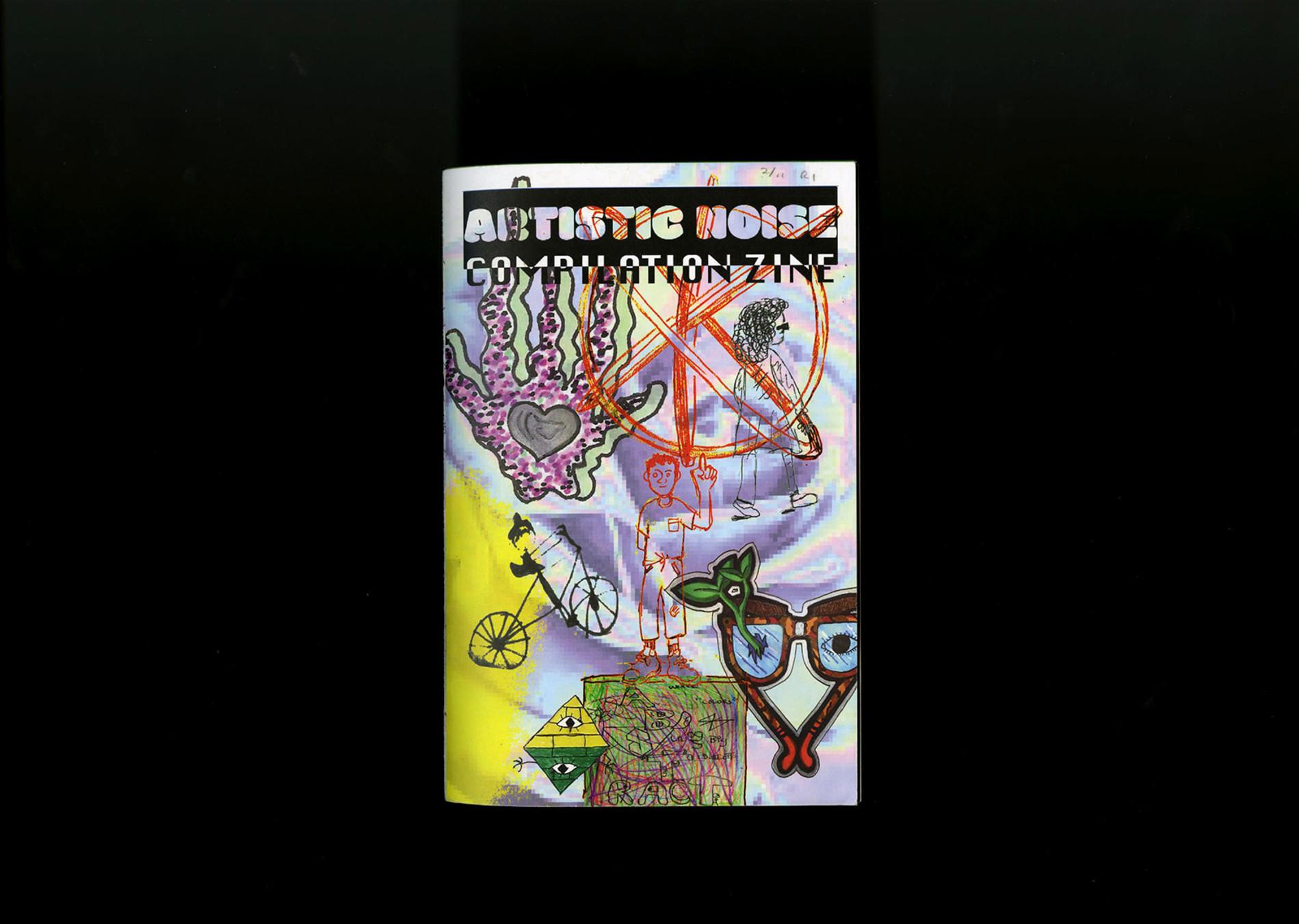 Miriam & Artistic Noise Artistic Noise Compilation Zine