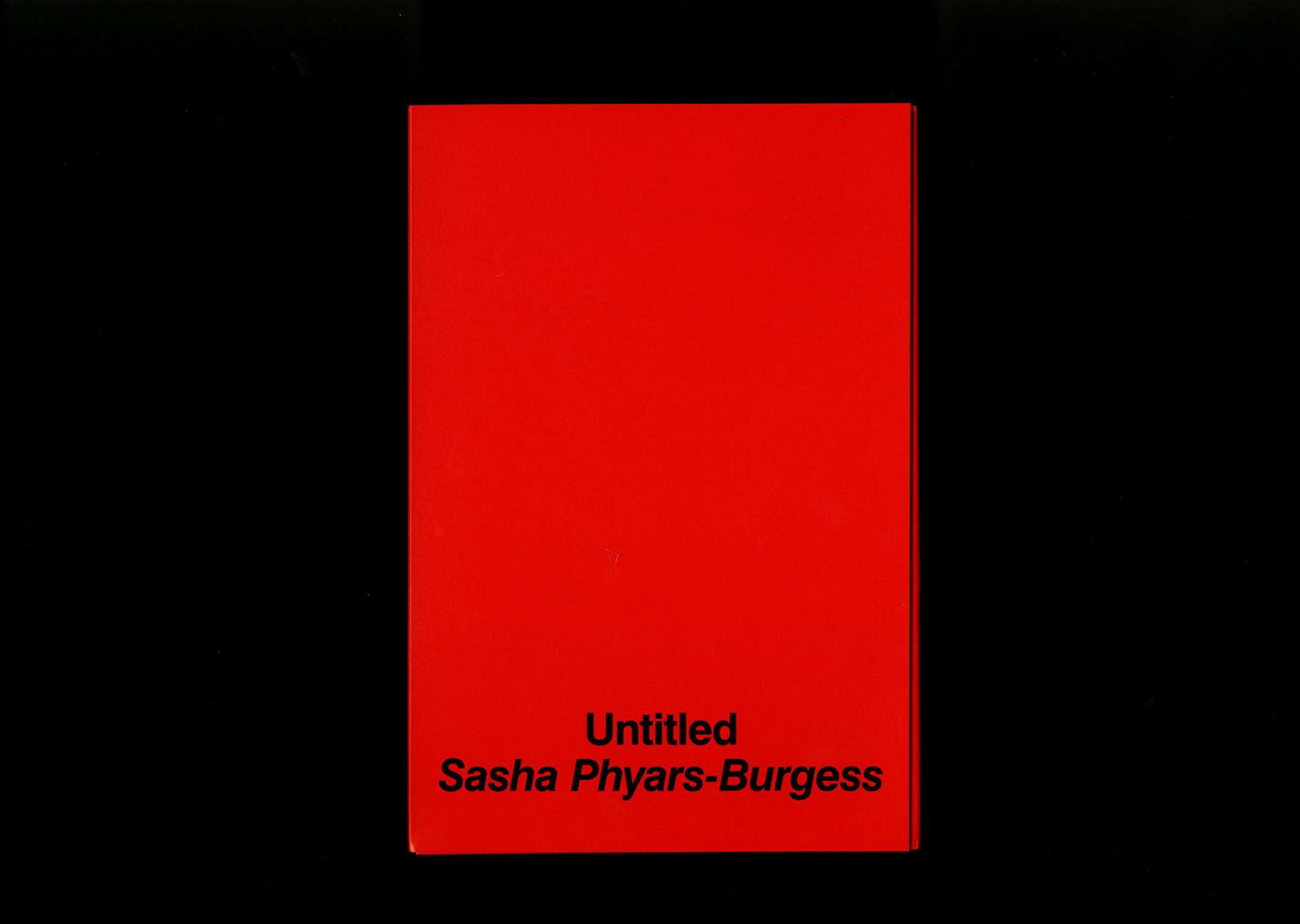 Capricious Publishing Untitled by Sasha Phyars-Burgess