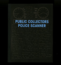 Temporary Services / Half Letter Press Public Collectors Police Scanner