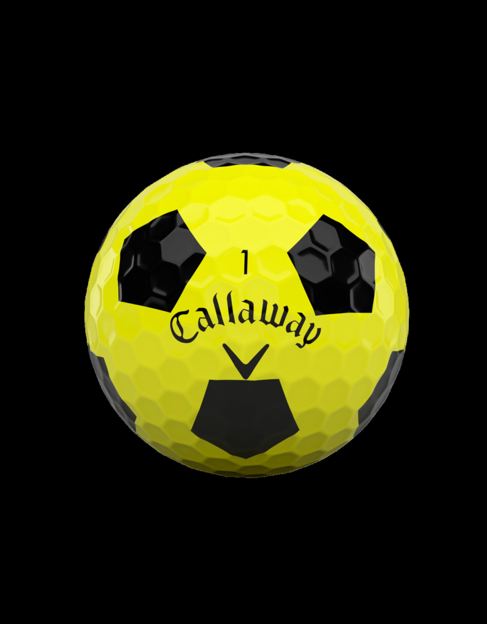 CALLAWAY CALLAWAY CHROME SOFT 2021 12PK