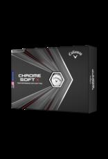 CALLAWAY CALLAWAY CHROME SOFT X 2021 12PK