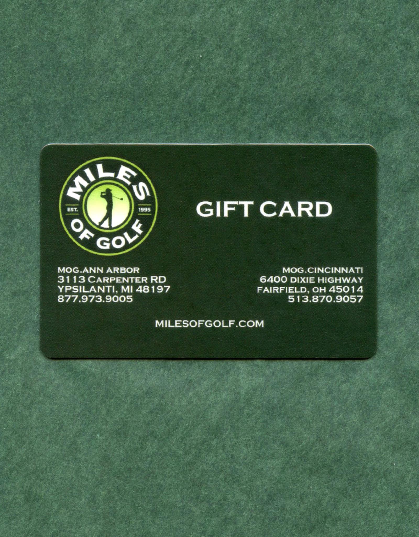 $5,000 GIFT CARD