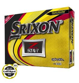 SRIXON Z STAR 6 12PK YELLOW