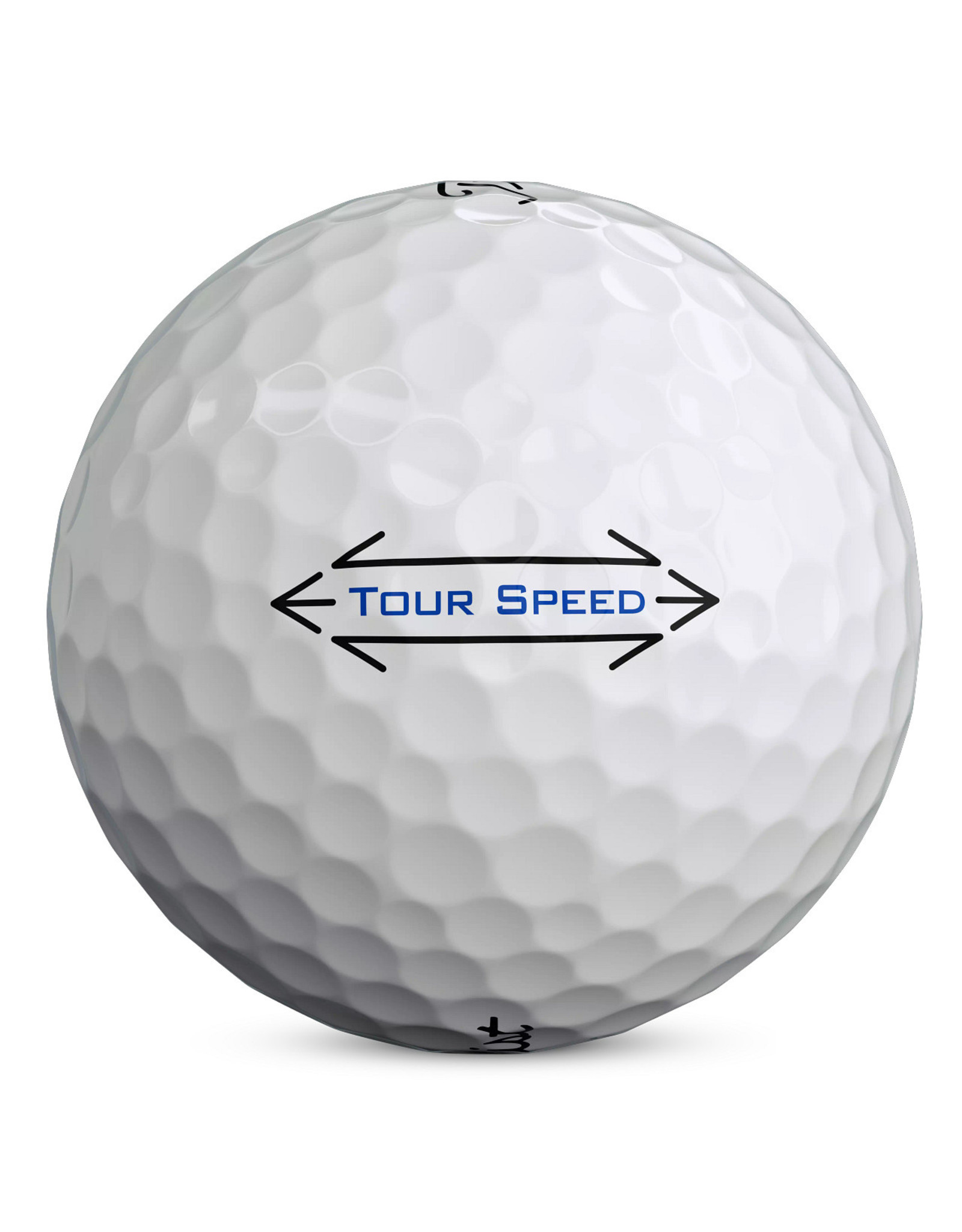 TITLEIST TITLEIST 2021 TOUR SPEED 12 PK WHITE